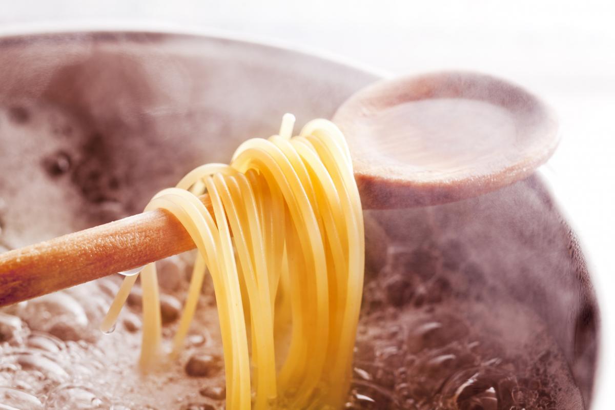 Το νερό στο οποίο βράζουν τα ζυμαρικά είναι υγρός χρυσός!, φωτογραφία-1
