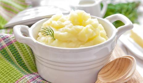 Πόσο καλά γνωρίζετε τον πουρέ πατάτας;