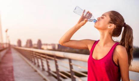 Νερό : ο ισχυρός σύμμαχος της υγείας