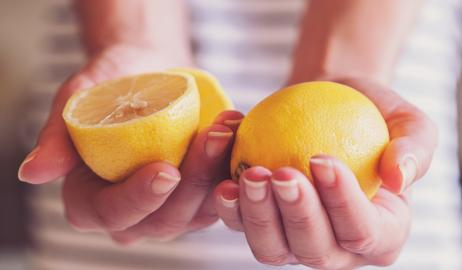 Το λεμόνι στην κουζίνα