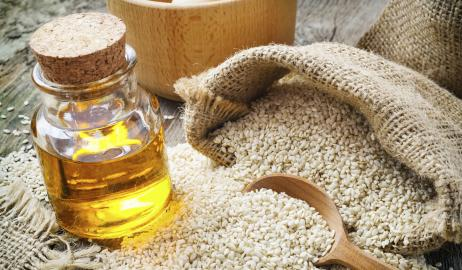 Σησαμέλαιο:  ένα λάδι απαραίτητο για την υγεία