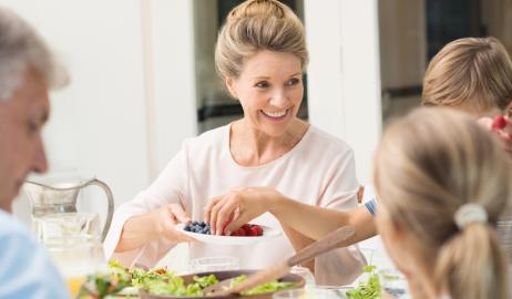 Παγκόσμια Ημέρα Εμμηνόπαυσης 18/10: Η σωστή διατροφή