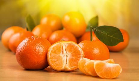 Μανταρίνια: Τα φρούτα της μακροζωίας!
