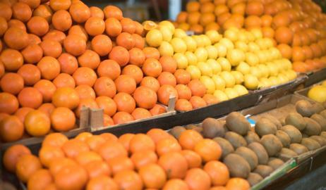 Εντυπωσιακή αύξηση παρουσίασαν το 2016 οι εξαγωγές νωπών φρούτων και λαχανικών