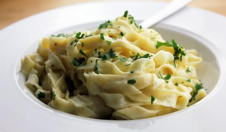 Eίναι τα ζυμαρικά τροφή χρήσιμη για τον άνθρωπο ;