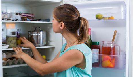 """Τροφές """"ερωτευμένες"""" με το ψυγείο!"""