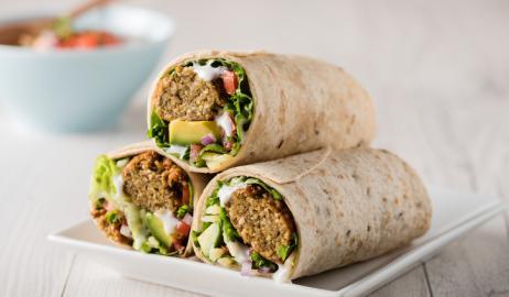 Falafel, street food που μιλάει κατευθείαν στην καρδιά
