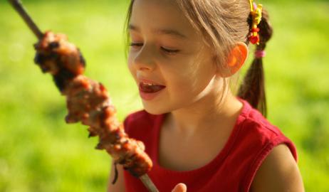 Η σωστή διατροφή για παιδιά με υπερκινητικότητα