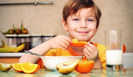Τροφές για χαρούμενα παιδιά !