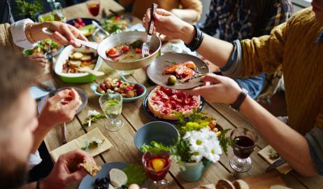 Παροιμίες που έχουν σχέση με το φαγητό…