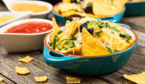 Η απίθανη ιστορία των nachos
