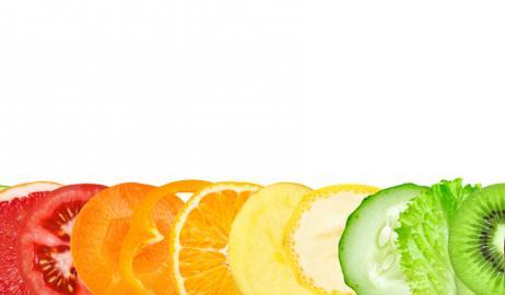 Το χρωματολόγιο των φρούτων και λαχανικών και η σημασία του