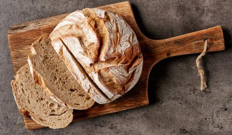 Ψωμί; ναι, αλλά με προζύμι