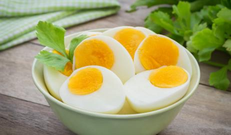 Ο σωστός τρόπος για να βάλετε τα αυγά στη διατροφή σας