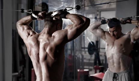 Είναι δυνατόν να «χτίσετε» μυς με μια χορτοφαγική διατροφή;