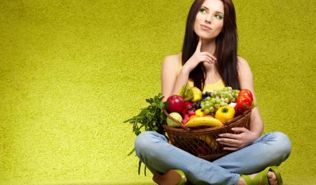 Vegan διατροφή και απώλεια βάρους