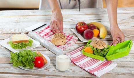Κάντε τα παιδιά σας να τρώνε έξυπνα στο σχολείο