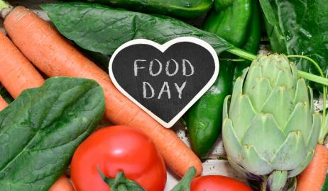 Η ανακοίνωση του Ε.Φ.Ε.Τ. για την Παγκόσμια Ημέρα Διατροφής!