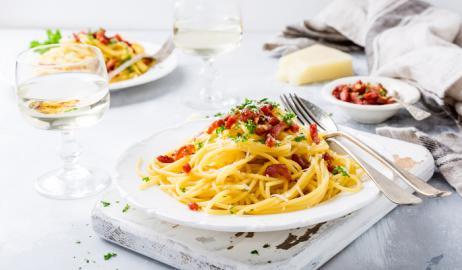 Ζυμαρικά και ιταλική κουζίνα