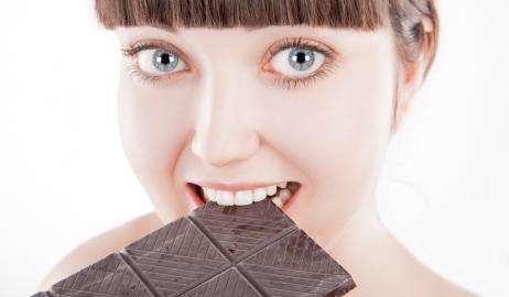 Ταΐστε το δέρμα σας με... μαύρη σοκολάτα