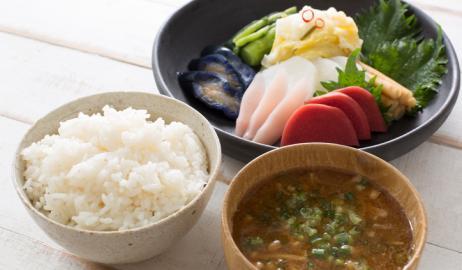 Το ρύζι ως κύριο γεύμα