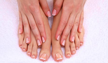 Διατηρώντας τα νύχια υγιή και γερά