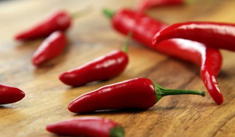 Τι σχέση έχουν οι πιπεριές με την κλίμακα Scoville;