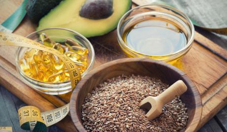 Οι καλύτερες φυτικές πηγές ωμέγα-3 λιπαρών οξέων