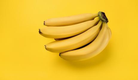 Mongee: Ιδού η  μπανάνα που τρώγεται με τη φλούδα!