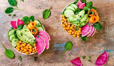 Veganism, μια στάση ζωής που πάει τη χορτοφαγία ένα βήμα πιο πέρα