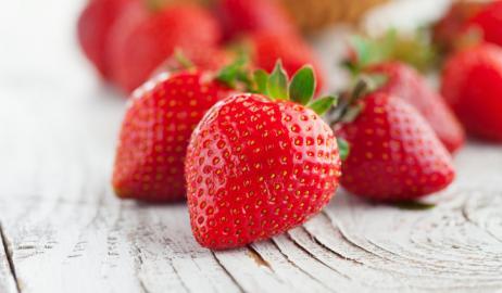Φράουλες, το φρούτο της άνοιξης