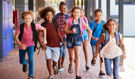 Επιστροφή στο σχολείο: Οδηγίες για τη διατροφή των παιδιών στην σχολική ηλικία