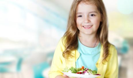 Η καλή διατροφή μπορεί να ενισχύσει την απόδοση του μαθητή