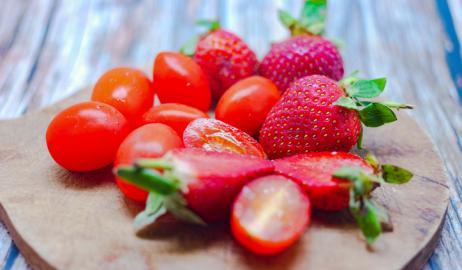 Δεν είναι όλες οι ντομάτες και οι φράουλες εξίσου αλλεργιογόνες
