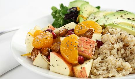 Η αλλαγή της διατροφής μας σε αυστηρά χορτοφαγική θα μπορούσε να είναι η λύση στο επισιτιστικό πρόβλημα του πλανήτη