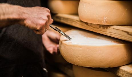 Σκληρά και ημίσκληρα ελληνικά τυριά