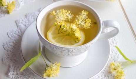 Τίλιο, το τέλειο καταπραϋντικό τσάι
