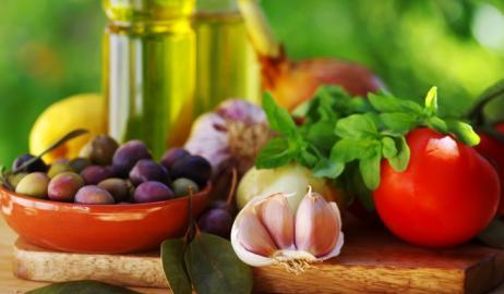 Η μεσογειακή διατροφή μπορεί να συμβάλει στη διατήρηση της υγείας της όρασης