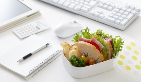 Φαγητό στο γραφείο