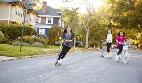 Η γειτονιά που ζείτε έχει αντίκτυπο στη διατροφή σας