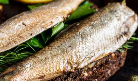 Τα λιπαρά ψάρια μειώνουν την φλεγμονή των αεραγωγών στα παιδιά με άσθμα