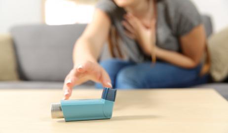 Αντιμετωπίστε το άσθμα, χάνοντας παράλληλα και βάρος με μια δίαιτα χαμηλών θερμίδων