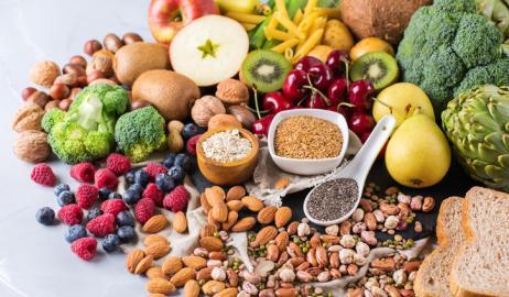 Οι φυτικές ίνες βοηθούν στη συσσώρευση των διαφόρων υλικών στο έντερο
