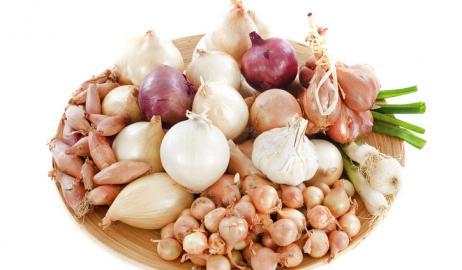 Κρεμμύδια, σκόρδα και πράσα μπορεί να μειώσουν τον κίνδυνο ανάπτυξης καρκίνου του παχέος εντέρου