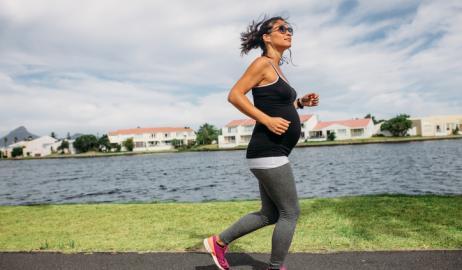 Η άσκηση κατά τη διάρκεια της εγκυμοσύνης ως μέτρο πρόληψης της παιδικής παχυσαρκίας
