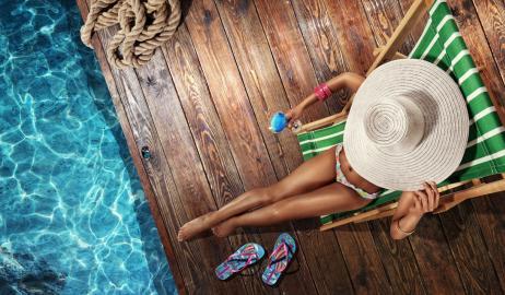 Καλοκαίρι: ευκαιρία αλλά και ανάγκη για ενυδάτωση και αποτοξίνωση