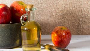 Το μηλόξυδο και τα οφέλη του