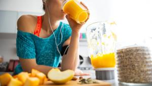 Tι πρέπει να τρώμε πριν και μετά την άσκηση