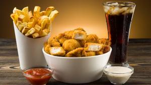 Αφιέρωμα στις  πιο ανθυγιεινές τροφές στον κόσμο