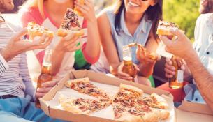 το βάρος σας μπορεί να καθορίσει το πώς σκέφτεστε για τα τρόφιμα